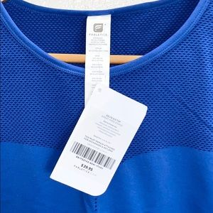 Fabletics Tops - Fabletics NWT Delta Short Sleeve Sweat Free Staple